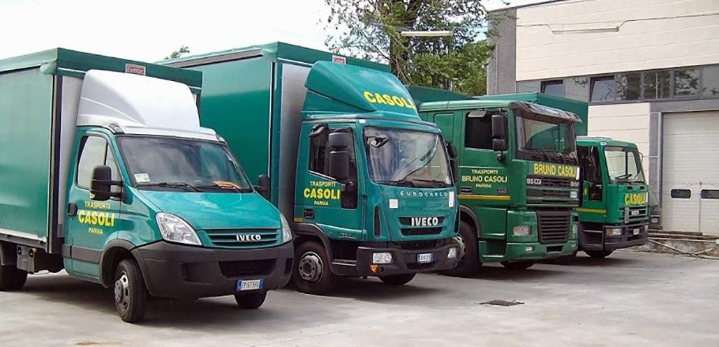 Trasporto merci e Logistica dal 1925