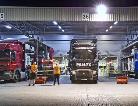 Trasporto merci affidabile e garantito